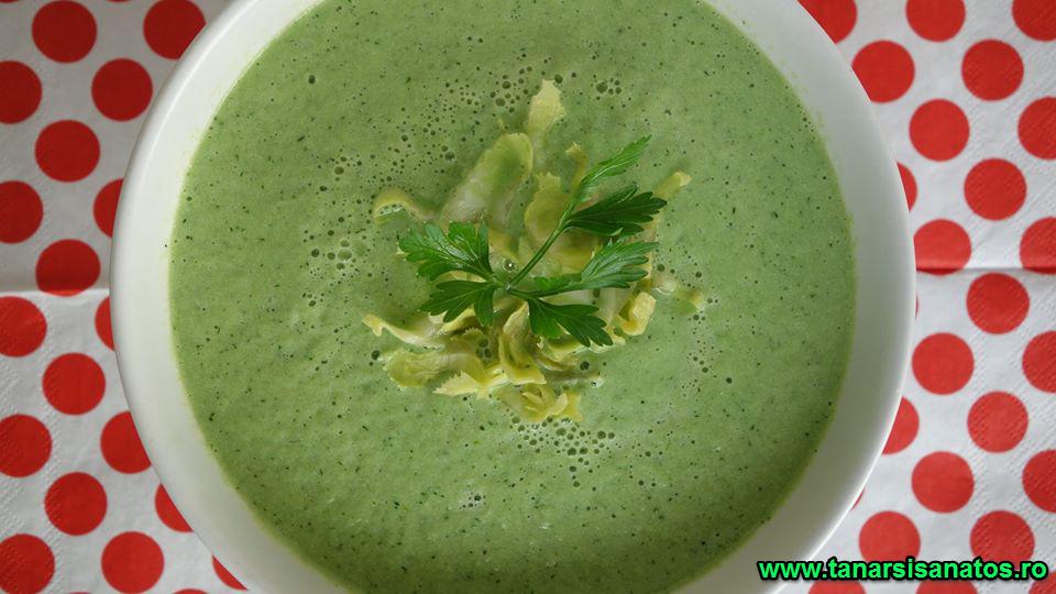 Supa de castravete si tofu TSS