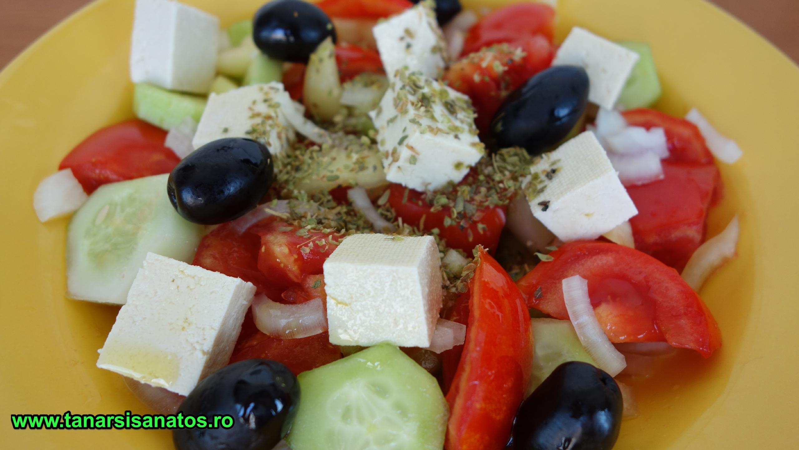 Salata greceasca TSS