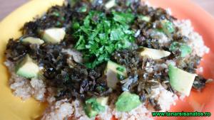 Terci de quinoa cu alge TSS