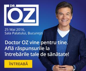 Dr Oz banner